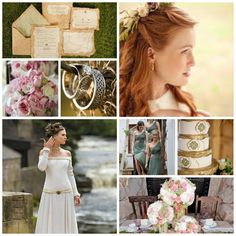 irish themed wedding ideas | Romantic Celtic Wedding Ideas | epicweddingideas
