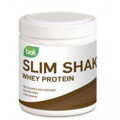 Slim Shake - Chocolate   10g protein and 50 calories