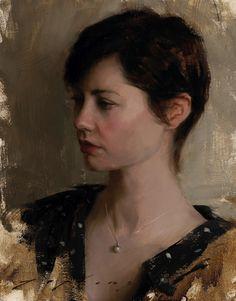 Portrait of Sheryl by Lipking