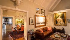 walkers bush villa indoor dining area Kruger National Park Safari, Day Tours, Lodges, Dining Area, Villa, Gallery Wall, Indoor, Home Decor, Interior