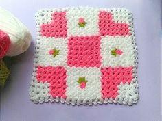 Blanket, Crochet, Model, Ganchillo, Crochet Hooks, Blankets, Crocheting
