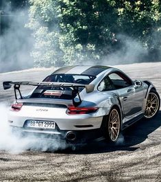 The Porsche 911 is a truly a race car you can drive on the street. It's distinctive Porsche styling is backed up by incredible race car performance. Luxury Sports Cars, Sport Cars, Bugatti, Lamborghini, Ferrari Laferrari, Ferdinand Porsche, Porsche Panamera, Bmw X7, Mustang Fastback