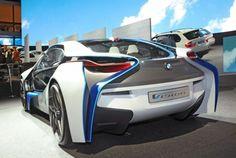 Carro um conceito da BMW