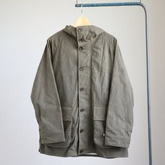 YAECA - Landcloth Field Coat #olive