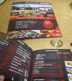 Menu restaurant pour la Brasserie Cap de Pla  Narbonne / Montredon  Réalisation, modification, vérification, impression, livraison gratuite  http://v3rt.fr/menu-restaurant-pour-la-bracerie-cap-de-pla/