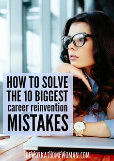 Career reinvention can be a difficult and lengthy process, especially if you are unprepared. Before you quit your job and change gears, make sure you consider these commonly made mistakes and how to solve them. via The Work at Home Woman Career Coach, New Career, Career Advice, New Job, Career Planning, Career Help, Job Interview Questions, Job Interview Tips, Job Interviews