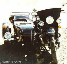 BMW Sidecar rig  , http://www.pashnit.com #sidecar #motorcycle #pashnit