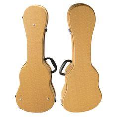 New 26 Top Grade Tenor Ukulele Uku Case Bag String Yellow Musical Instruments