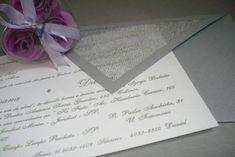 CONVITE ENVELOPE  Parte interna no Couchê Fosco ou Brilho de gramatura reforçada e parte externa de envelope Cintilante.