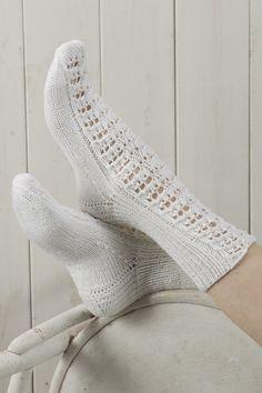 Pitsineulesukat Novita Nalle   Novita knits