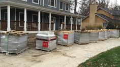 The concrete block has arrived...