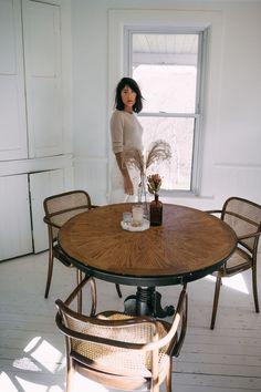 Florist Lisa Przystup's Weekend Style