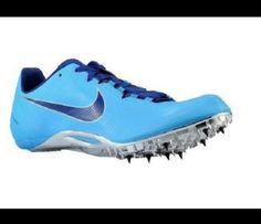 Nike Zoom Ja Fly New Deep Royal Track Spikes Mens Racing Elite Running Shoes | eBay