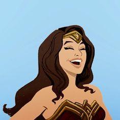 Diana, Wonder woman by cinexphile, dc superheroes