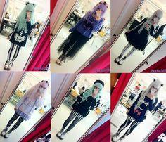 Pastel Goth Clothing Styles Inspiration