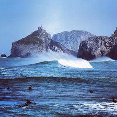 Bakio by Donibane #surf