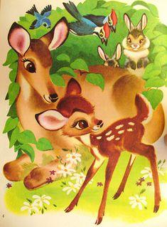 """Disney's """"BAMBI"""" by judibird, via Flickr"""