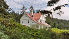 Heceta Head Lighthouse Keeper's House