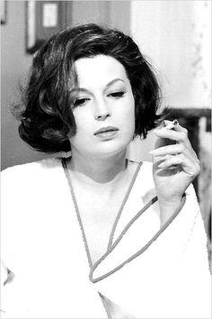 Silvana Mangano (21 April 1930 – 16 December 1989), Italian actress.