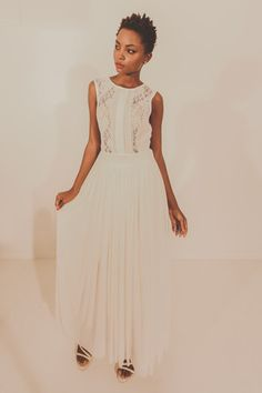 Heart Break Hotel Maxi - Ivory – Blackeyed Susan Summer 2014, Spring Summer, Garment Of Praise, Mother Of The Bride, Bride Groom, White Dress, Flower Girl Dresses, Ivory, Bridesmaid