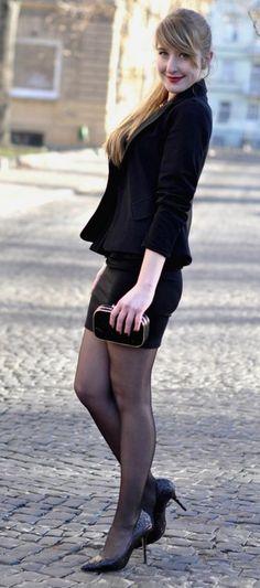 #pantyhose #tights #nylons #hosiery