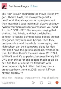 Okay so i was obsessed with this movie for like a year and would watch it atleast 3 or 4 times a month (im such a sad person)