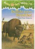 Buffalo Before Breakfast (Magic Tree House, book 18) Crafts