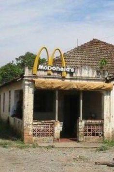 abandoned mcdonalds