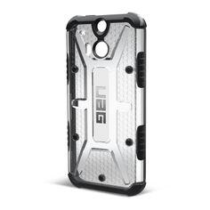 Amazon.com: URBAN ARMOR GEAR Case for HTC One (M8), Ice: Electronics