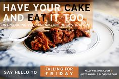 INTRODUCING… FALLING FOR FRIDAY!