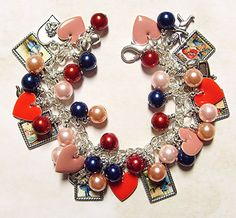 Valentine Jewelry Valentines Day Jewelry by LaughingVixenLounge