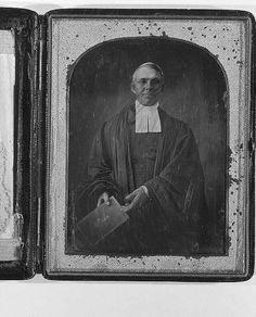 (c.1840s) Clergyman