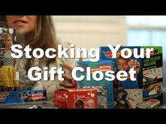 Create A Gift Closet - Save Money All Year :: Southern Savers
