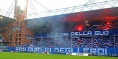 Sampdoria-Chievo på Stadio Luigi Ferraris i Genova kl. 15.00.