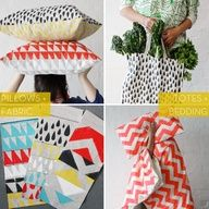Harvest Textiles: totes, bedding, pillows, fabric!