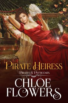 She's not really a pirate, but the captain doesn't need to know it.  Her sister's life depends on her acting the part.