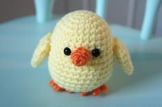 Amigurumi Penguin with Pattern! - CROCHET - So, I totally love penguins. They're so adorable and blorpy. These are some little guys that I made one day after having a major amigurumi cravin Easter Crochet, Diy Crochet, Crochet Toys, Crochet Ideas, Crotchet Animals, Crotchet Patterns, Meals For One, Easter Eggs, Penguins