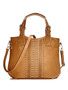 A Neutral Leather Handbag Goes With Anything In Your Closet Fab Bag Marshalls