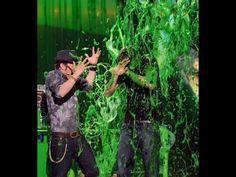 Jackson Rathbone Slimed ►KCAs 2010