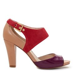 If I could afford it, I would buy every single thing Kate Spade makes.  Reena shoe.