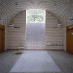 Carl-Viggo Hølmebakk > Mortuary at Asker Crematorium