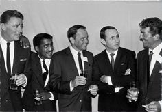The Rat Pack. Another life.