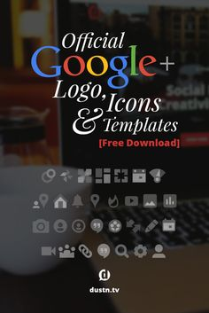 Stop using outdated, tired and tacky-looking logos for your Google+ content. I've compiled a free downloadable set of the official Google+ logo, icons and templates. Seriously-- there's so much here, you will probably never use it all.