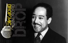 """Entering the Drop the Mic Poetry Slam by Aug.1? For inspiration, here is a poem """"Justice"""" by poet Langston Hughes. How deep can you go? #NCRMDropTheMic #AndJusticeForAll   That Justice is a blind goddess Is a thing to which we black are wise: Her bandage hides two festering sores That once perhaps were eyes.   ENTER today at http://civilrightsmuseum.org/dropthemic/."""