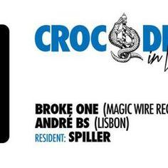 Crocodiles in Venice 23 April 2014 w/ Broke One, Andre Bs & DJ Spiller [disco, house, party] http://www.theitalojob.com/2014/04/crocodiles-in-venice-23-april-2014-w-broke-one-andre-bs-dj-spiller/