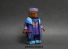 Custom Lego Kingsley Shacklebolt Custom Harry Potter Custom Lego Lego