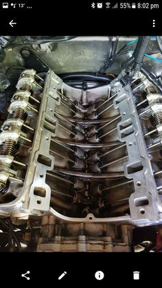 land rover v8 4.0L block and heads