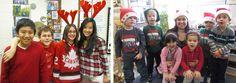 The Festive Season Arrives at Richland School Life, Festive, Seasons, Dresses, Fashion, High School Life, Vestidos, Moda, La Mode