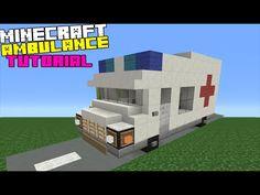 Minecraft Tutorial: How To Make A Hospital - YouTube