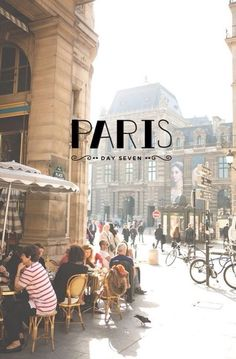 Paris: Day 7